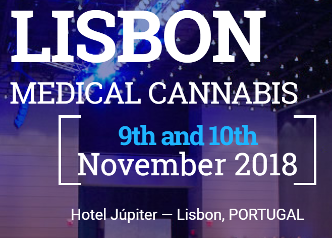 Lisbon Medical Cannabis 2018 – A primeira conferencia em Portugal sobre Cannabis Medicinal